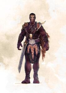 Dimeji - Blood-guard