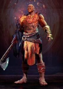 Shango - God of Thunder