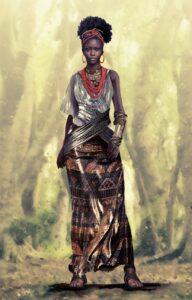 Queen Lara